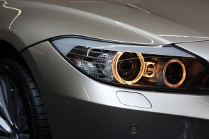 how to fix a headlight