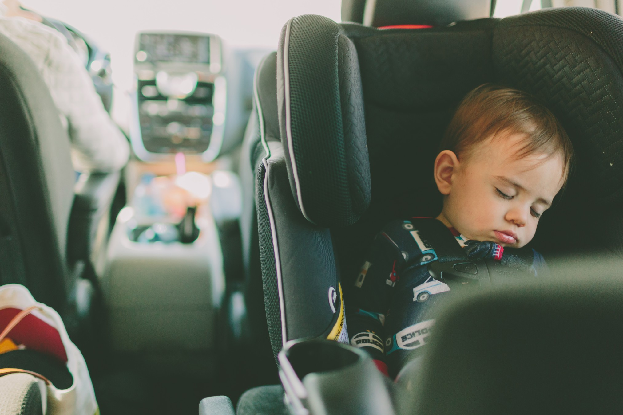 Keeping Kids Safe in (and Around) Your Car