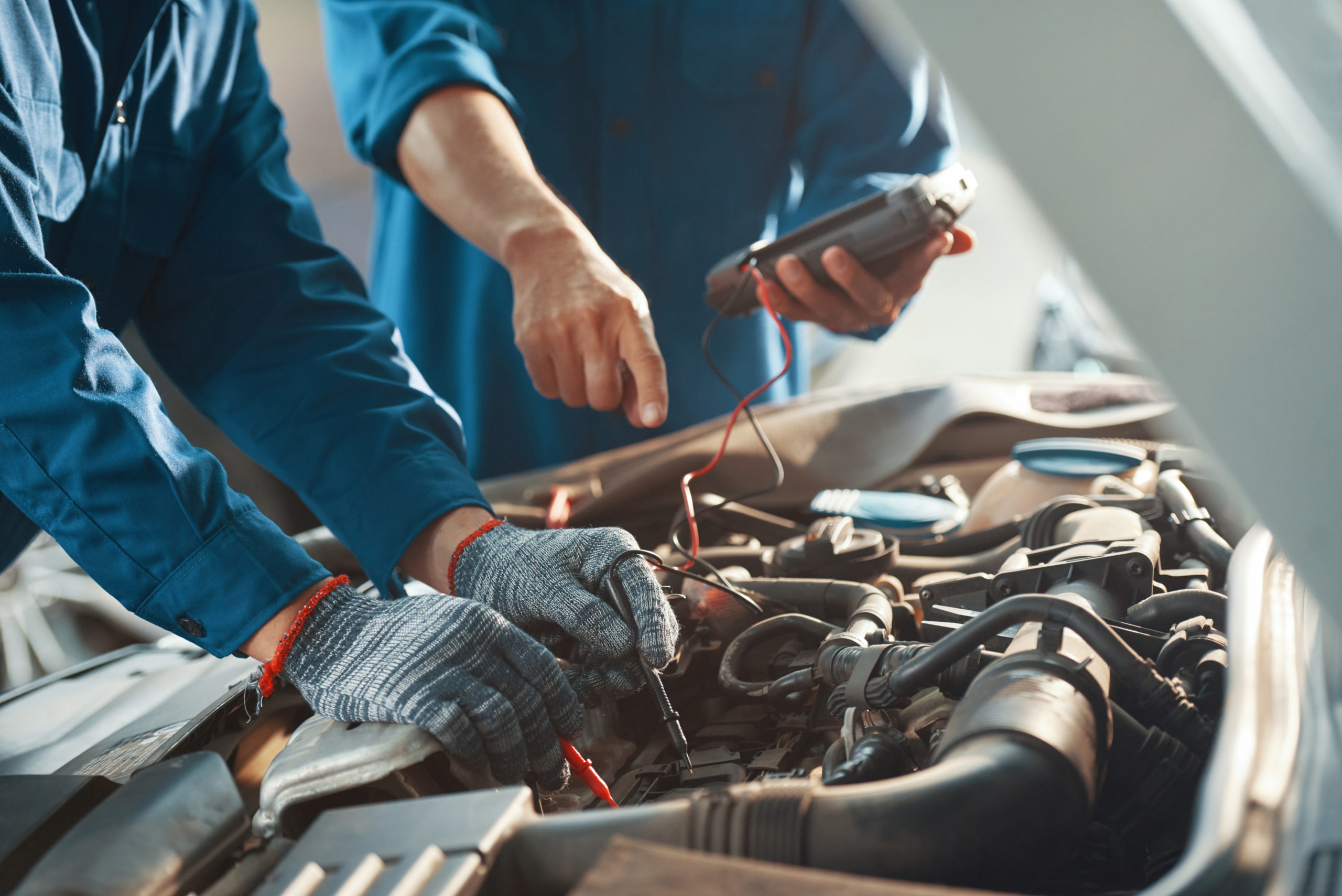 The 7 Most Common Electrical Problems with New Cars