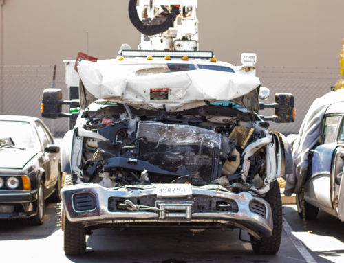 Car Towing In Reno After A Collision
