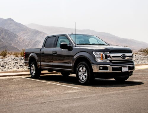 Windshield Repair for Ford Vehicles