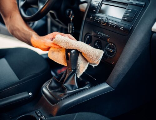 Tips for Deep Cleaning the Forgotten Interior Areas of your Car